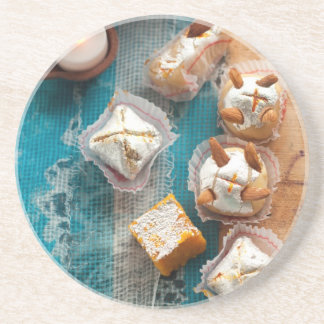 Diwali Sweets Coaster
