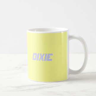 Dixie Basic White Mug