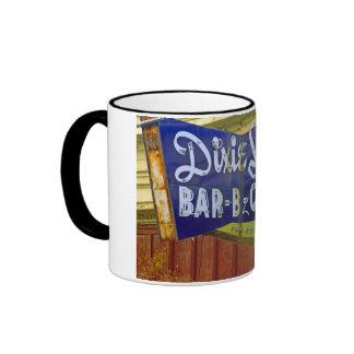 Dixie Lan BBQ Mug