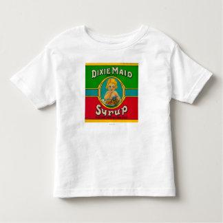 Dixie Maid Syrup LabelCairo, GA Shirt