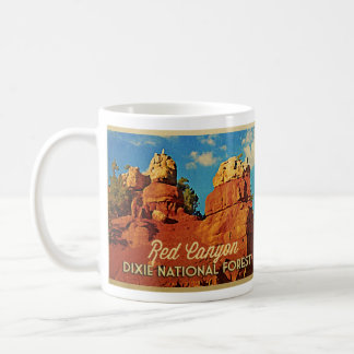 Dixie National Forest Coffee Mug