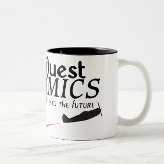 Dixie Stenberg AeroQuest Dynamics mug
