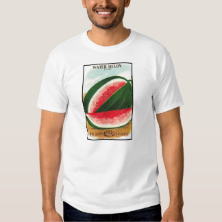 Dixie Watermelon Vintage Seed Pack Shirts