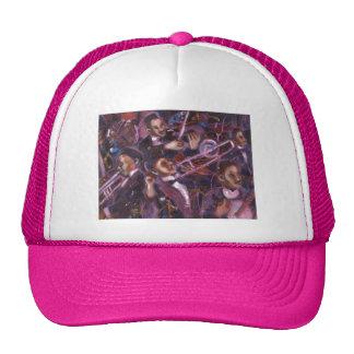 Dixieland Jazz Cap