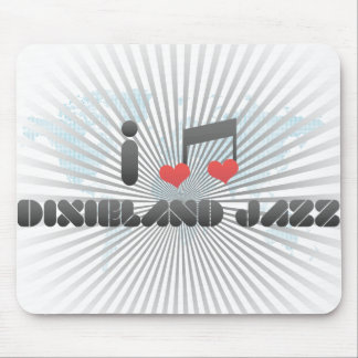 Dixieland Jazz fan Mouse Pad