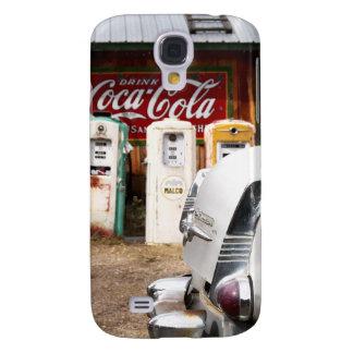 Dixon, New Mexico, United States. Vintage car Galaxy S4 Case