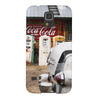 Dixon, New Mexico, United States. Vintage car Galaxy S5 Cover