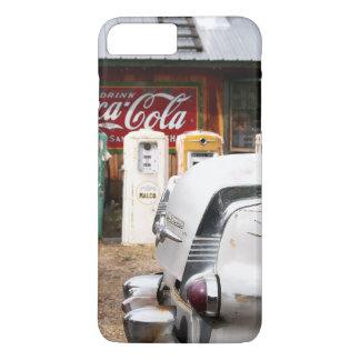 Dixon, New Mexico, United States. Vintage car iPhone 8 Plus/7 Plus Case