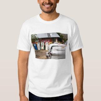 Dixon, New Mexico, United States. Vintage car T-shirt