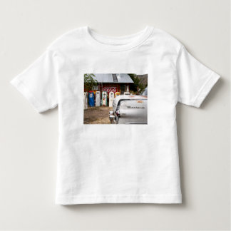 Dixon, New Mexico, United States. Vintage car Toddler T-Shirt