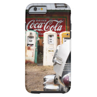 Dixon, New Mexico, United States. Vintage car Tough iPhone 6 Case