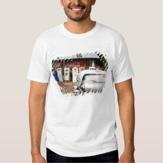 Dixon, New Mexico, United States. Vintage car Tshirt