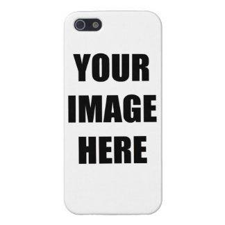 DIY, Add Your Own Image, Your Image here iPhone 5/5S Covers