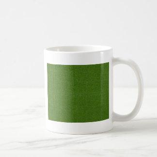 DIY Art Tools - ART101 Green Rich Surfaces Basic White Mug