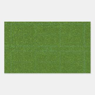 DIY Art Tools - ART101 Green Rich Surfaces Rectangular Sticker