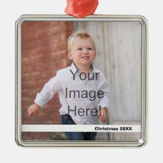 DIY - Christmas Ornament - Add picture and text