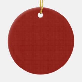 DIY Creat Your Own Red Pop of Color Gift Item Christmas Ornament