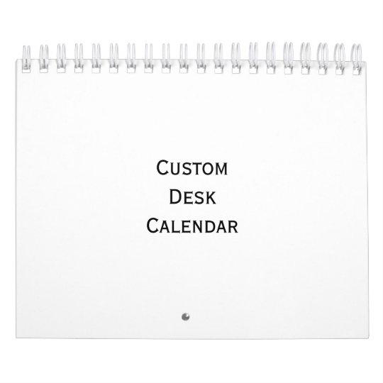 DIY Create Custom Personalised Photo Desk Calendar