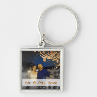 DIY Create Your Own Personalized Couple Photo Key Chain