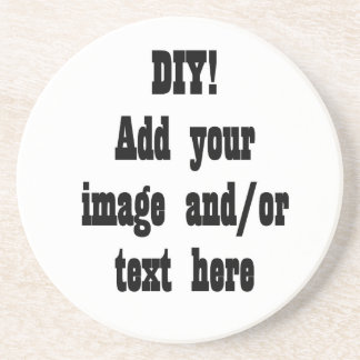 DIY Create Your Own Photo Party Item A02 Coaster