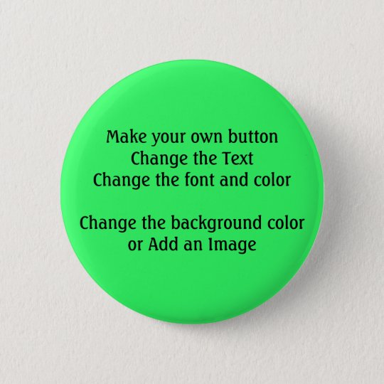 DIY Design and Make Your Own Button Badge