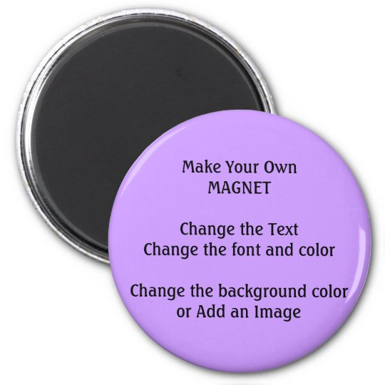 DIY Design and Make Your Own Magnet