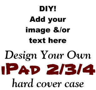 huge discount 3f617 15ff3 Create Your Own iPad Cases & Covers | Zazzle.co.uk