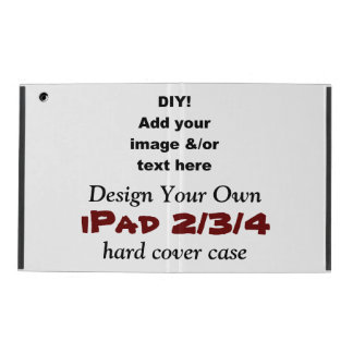 DIY Design Your Own iPad 2/3/4 Case v003