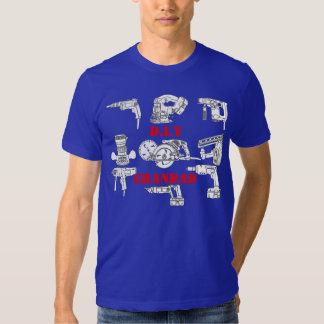 diy grandad tshirt