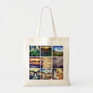 DIY Instagram Budget Tote Bag