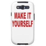 DIY Make It Yourself Custom Samsung Galaxy