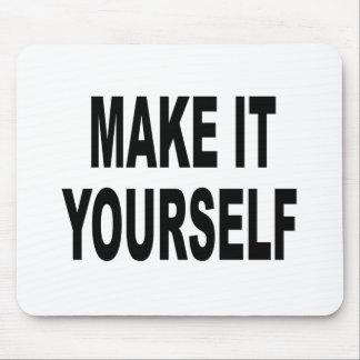 DIY Make It Yourself Mousepad