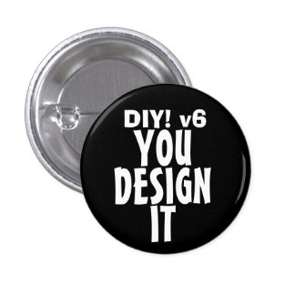 DIY Make Your Own Add Text and or Photo V8 3 Cm Round Badge
