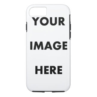 DIY! MAKE YOUR OWN iPhone 7 CASE. IMAGE TEXT LOGO iPhone 7 Case