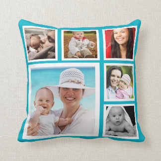 DIY Make Your Own Personalized Photo Template Pillows