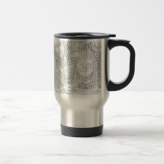 DIY One-of-a-kind Gift Item You Create Yourself Stainless Steel Travel Mug