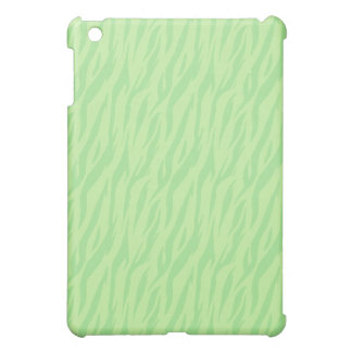 DIY Pastel Green Zebra Print Create Your Own Item Cover For The iPad Mini