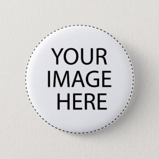 DIY Personalise Your Own Zazzle Home Gift Item 6 Cm Round Badge