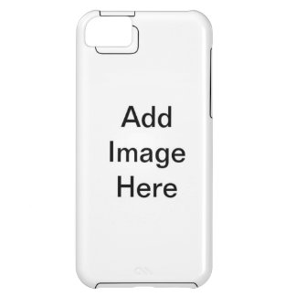 DIY Personalise Your Own Zazzle Home Gift Item iPhone 5C Case