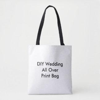 DIY Print-All-Over Tote Bag