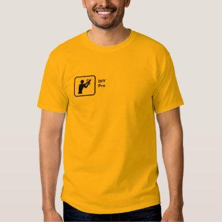 DIY Pro (small logo) Shirts