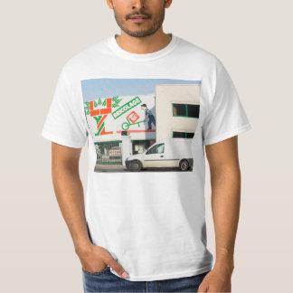 DIY shop, France with DIY  mural T-Shirt