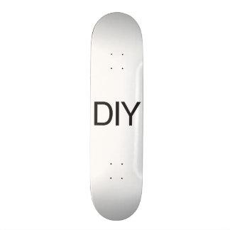 DIY SKATEBOARD DECK