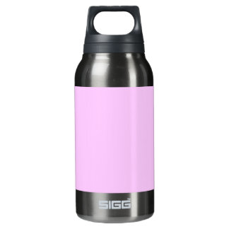 DIY Template: CHANGE colors 256, ADD text image Insulated Water Bottle