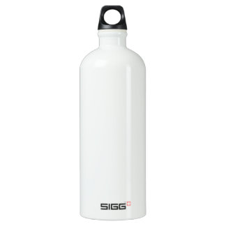 DIY Template easily add photo text Leak-Proof SIGG Traveller 1.0L Water Bottle