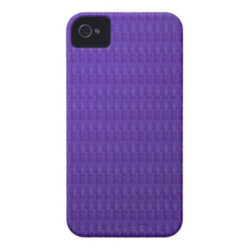 DIY Template Goodluck Crystal Holy Purple Texture iPhone 4 Covers