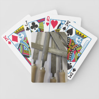 DIY tools files Bicycle Playing Cards