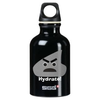 DIY - Water Sports Bottle - Mr. Grouchy SIGG Traveller 0.3L Water Bottle