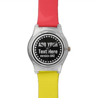 DIY You Design It Yourself Custom Watch A42