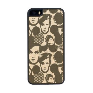 Dizziness Wood iPhone SE/5/5s Case